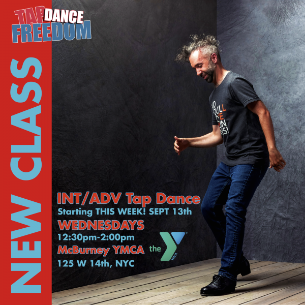 New Class Begins This Week!